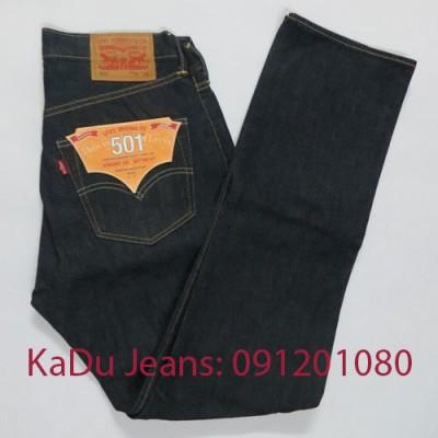 quan jeans levi's 501 1176