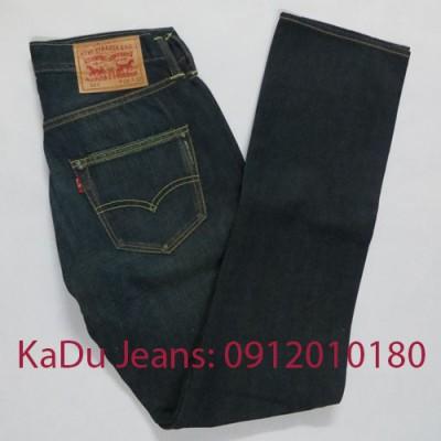 quan jeans levi's 501 1505