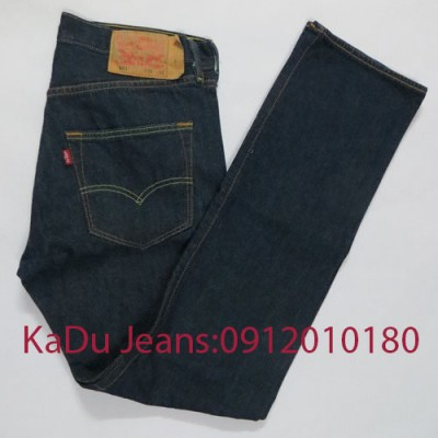 quan jeans levi's 501 1567