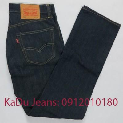 quan jeans levi's 505 1062
