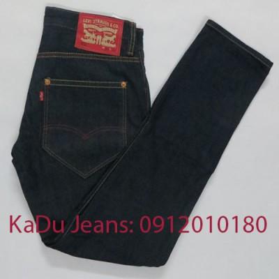 quan jeans levi's 511 0005