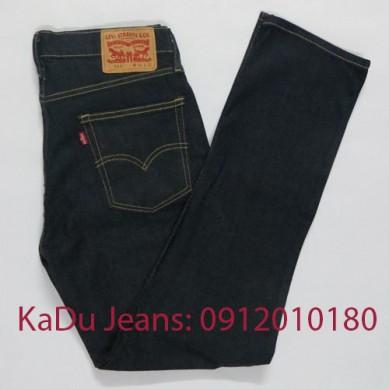 quan jeans levi's 514 0391