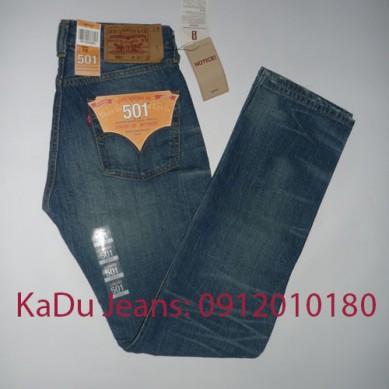 Quần Jeans Levi's 501 0366