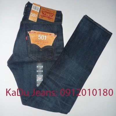 Quần Jeans Levi's 501 1485