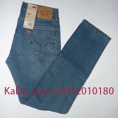 Quần Jeans Levi's 505 1185