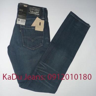 Quần Jeans Levi's 511 0004