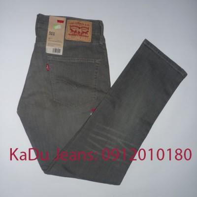 Quần Jeans Levi's 511 1299