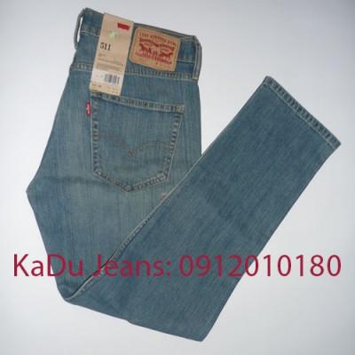 Quần Jeans Levi's 511 1300